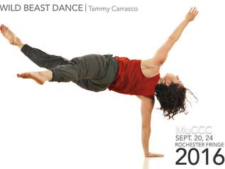 WILD BEAST DANCE Premiere at Rochester Fringe Festival