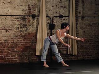 Solo Performance at Summer Shake-Up Series at Triskelion Arts, Brooklyn, NY