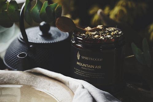 Mountain Air . Decongestant Herbal Steam