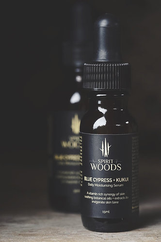 NOURISH . Cypress + Kukui Daily Moisturising Serum