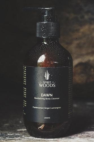 Dawn Revitalising Body Cleanser palm oil free gentle formula 200ml