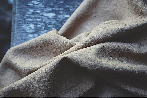 Tarot/Altar Cloth . Botanical dye . Fire/Wands