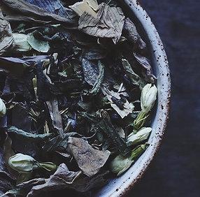 Fields of Elysium . Divination Loose Leaf Herbal Tea