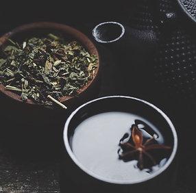 Arms of Morpheus . Pre-Sleep Calming Loose Leaf Herbal Tisane