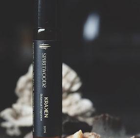Kraꓘen | Black Rum. Spiced Saffron. Leather