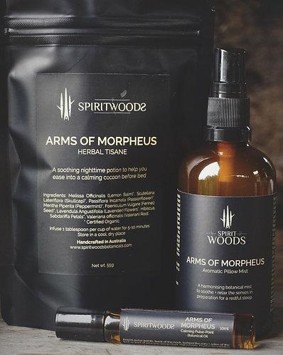 Arms of Morpheus | Sleep Aid Gift Set
