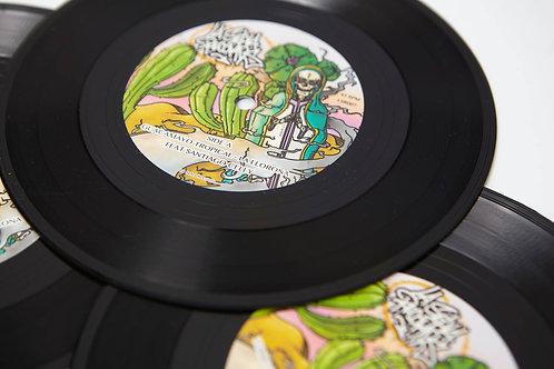 """La Llorona Disco de 7"""" (Guacamayo Tropical & Turbo Sonidero)"""