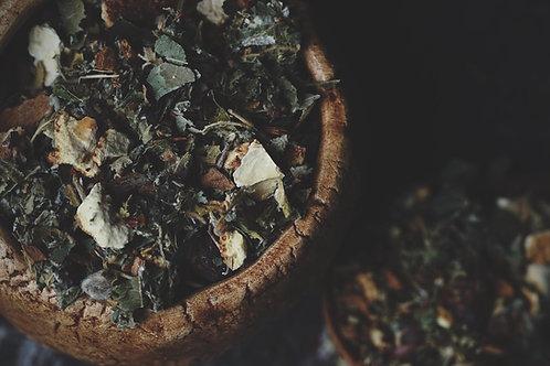 Fireside . Heart Warming Loose Leaf Herbal Tisane