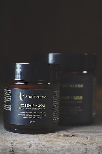 Rosehip + Goji Noctural Hydrating Cream