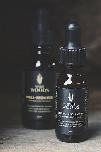 Marula + Buddha Wood Antioxidant Facial Serum 15ml