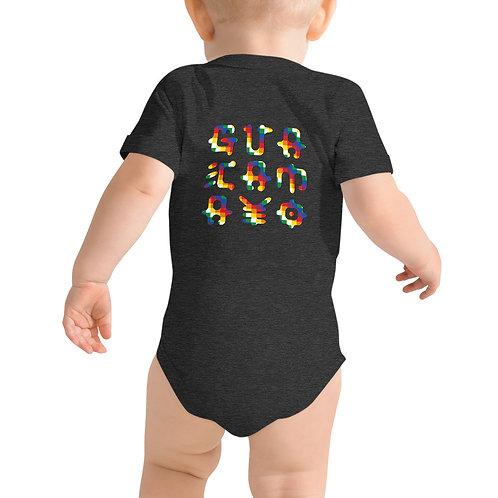 Camiseta Bebé Whipala