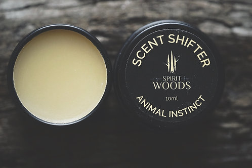 Animal Instinct . Scent Shifter + Fixative