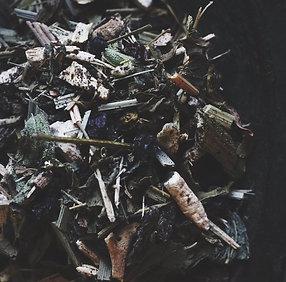 Rasayana . Rejuvenating Loose Leaf Herbal Tisane