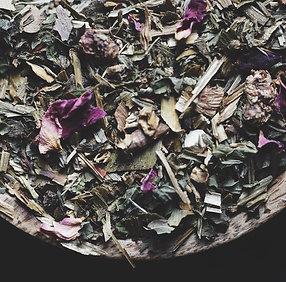 Strike of III . Reviving Loose Leaf Herbal Tisane