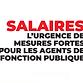 Salaires indemnités CGTPJJ