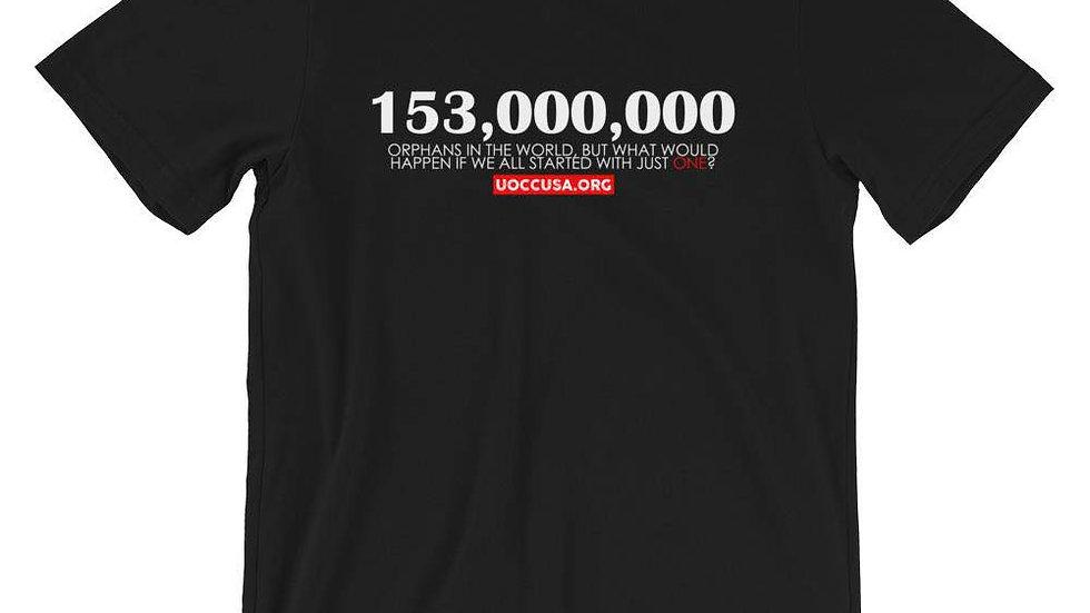 153 Million Tee