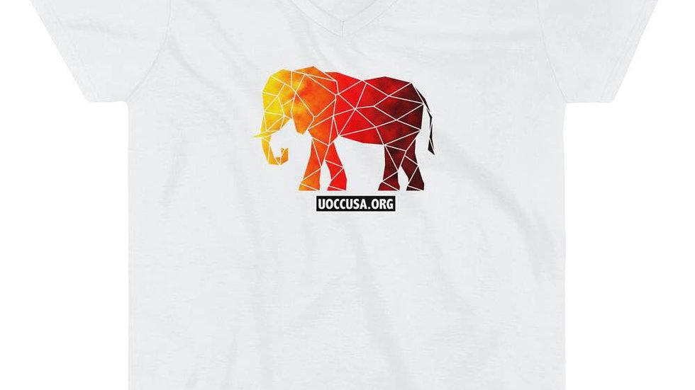 Elephant V-Neck