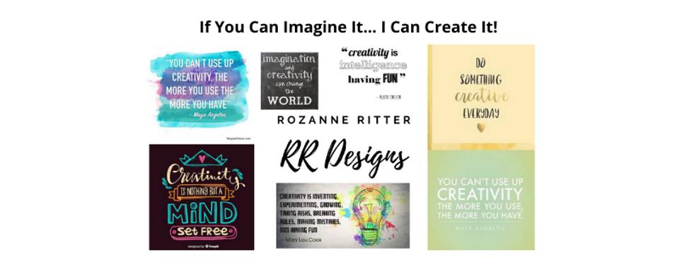 IIf You Can Imagine It... I Can Create I