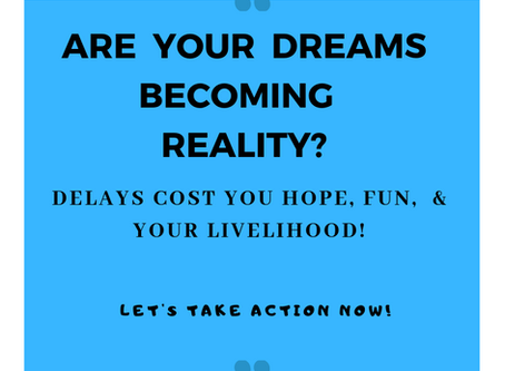 Are your Dreams becoming reality??