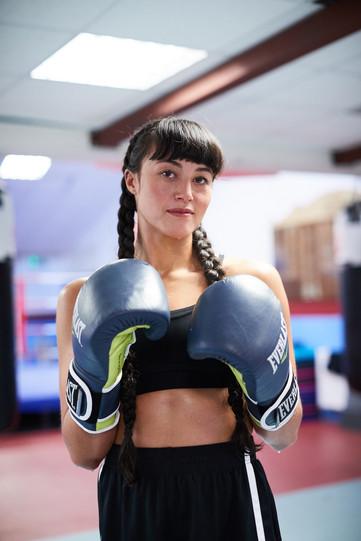 female personal training boxing east london hackney