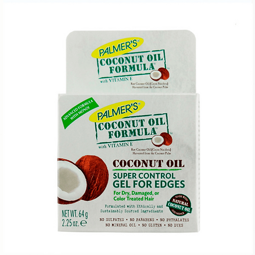 PALMERS COCONUT OIL FOR EDGE GEL 64G