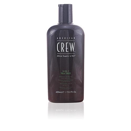 TEA TREE 3 in 1 shampoo, conditioner and body wash