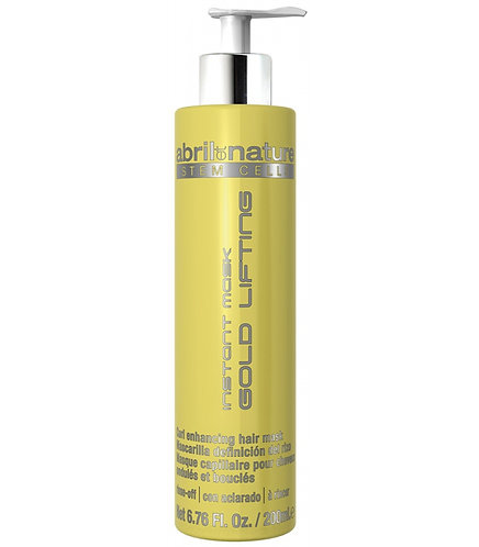 ABRIL ET NATURE GOLD LIFTING INSTANT MASK 200ML.