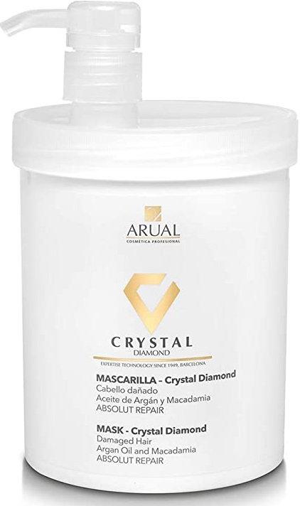 ARUAL Mascarilla Crystal Diamond 1000 ml
