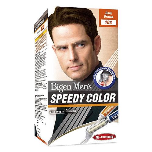 Bigen Men's SPEEDY COLOR Hair 103