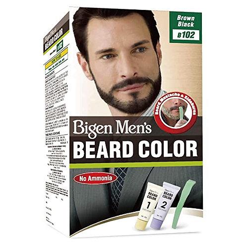 Bigen Men's BEARD COLOR 102