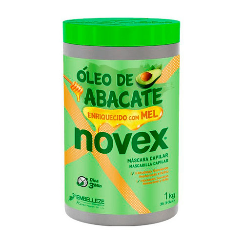 Oleo De Abacate Deep Conditioning Mask 1kg