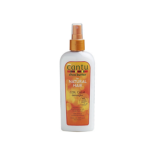Cantu Shea Butter Natural Hair Coil Calm Detangler 237 Ml