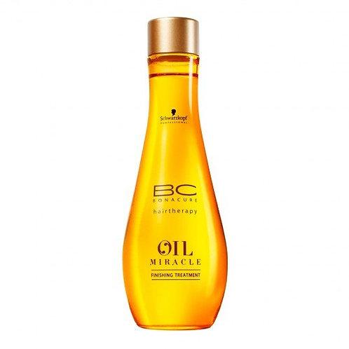 Schwarzkopf BC OIL MIRACLE Tratamiento de Acabado - 100 ml