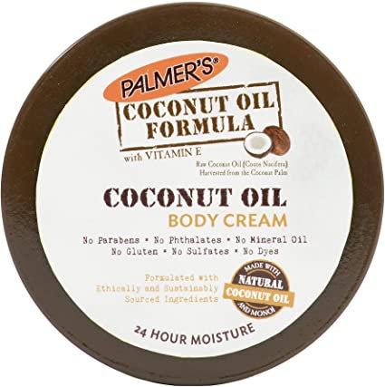 PALMERS COCONUT OIL BODY CREAM 125ML
