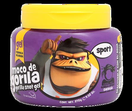 Moco De Gorila  Sport GEL 270g