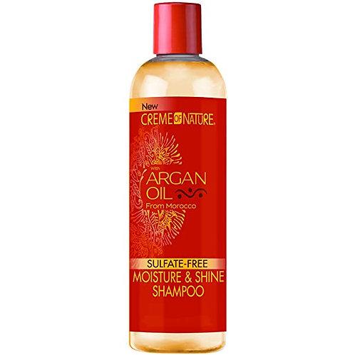 Creme Of Nature Champu de Aceite de Argan Hidrtante y Brilloso 354 ml