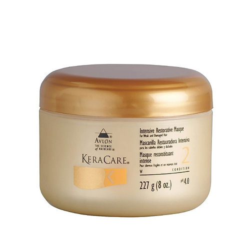 Mascarilla Reparadora Intensiva de KeraCare 236 ml