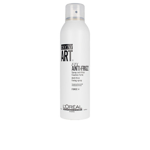 L'ORÉAL Tecni Art Fix Anti-Frizz Force 4