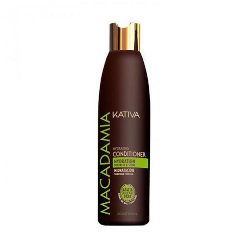 Kativa Macadamia Hydrating Conditioner 250ml