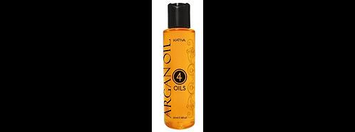 Kativa Argan Oil 4 Oils 120 ml