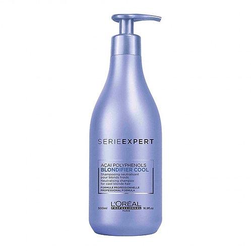 L'Oréal BLONDIFIER Champú Blondifier Cool - 500 ml