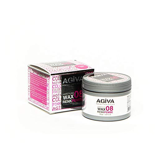 AGIVA HAIR PIGMENT WAX 08 COLOR PINK 120 GR