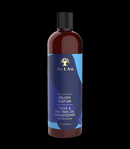 ACONDICIONADOR LEAVE IN CONDITIONER OLIVE AND TEA TREE OIL DRY 355ml