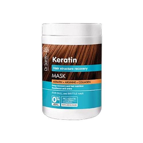 Mascarilla Keratina DR.SANTE 1000ml