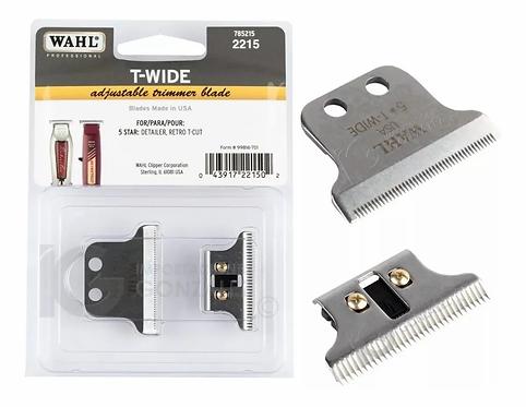 Cuchilla Wahl T-WIDE Adjustable Trimmer Blade