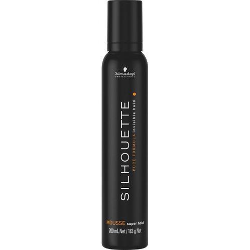 Schwarzkopf SUPER HOLD SILHOUETTE Super Hold Espuma - 200 ml