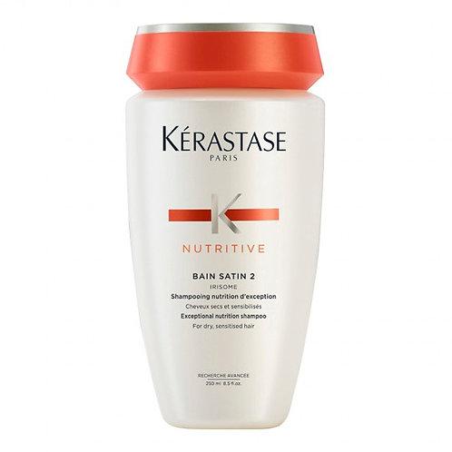 Kérastase NUTRITIVE Bain Satin 2 - IRISOME - 250 ml