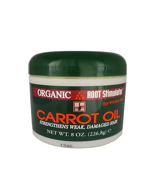 Organic Carrot Oil 226.8 g