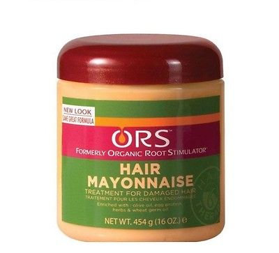 Organic Root Stimulator Mayonesa, tratamiento de pelo