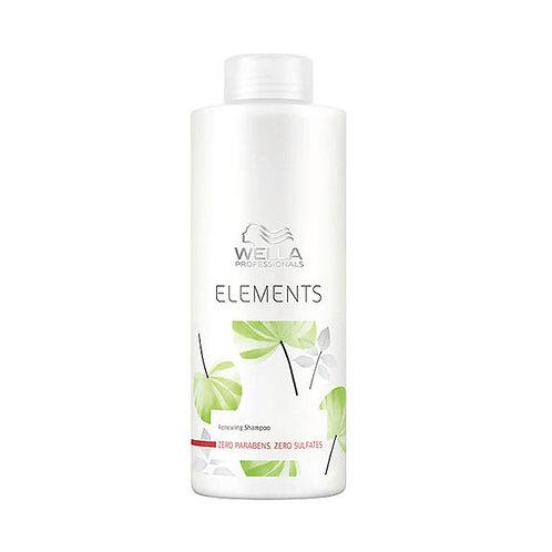 Wella Elements Champú Renew 1000 Ml
